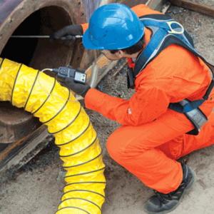 Corso di aggiornamento per lavoratori in ambienti sospetti di inquinamento o spazi confinati - parte online.